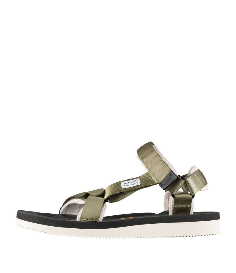 This is the Suicoke sandals product item. Style JAA-1 is shown.