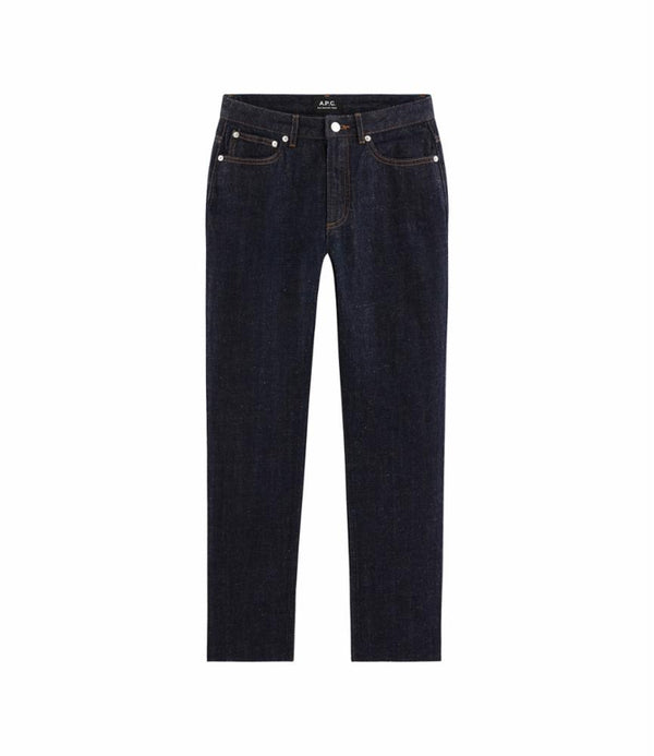 Straight cut-off jeans - IAI - Indigo