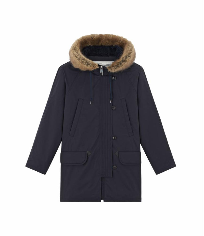 This is the PARKA EXTREME F product item. Style PARKA EXTREME F is shown.