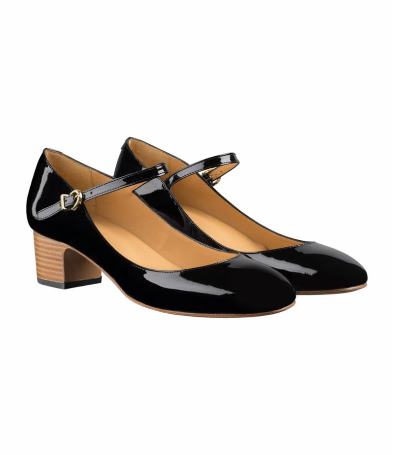 This is the CHAUSSURES VICTORIA CUIR VERNI product item. Style CHAUSSURES VICTORIA CUIR VERNI is shown.