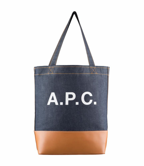 Axel shopping bag - CAF - Caramel