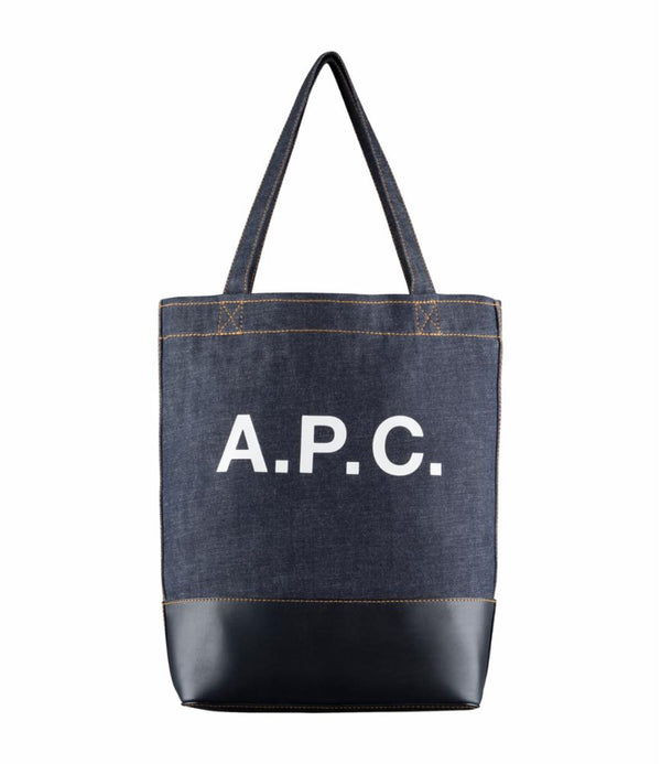 Axel shopping bag - IAK - Navy