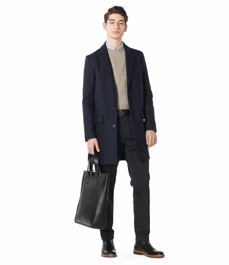 This is the MANTEAU VISCONTI product item. Style MANTEAU VISCONTI is shown.