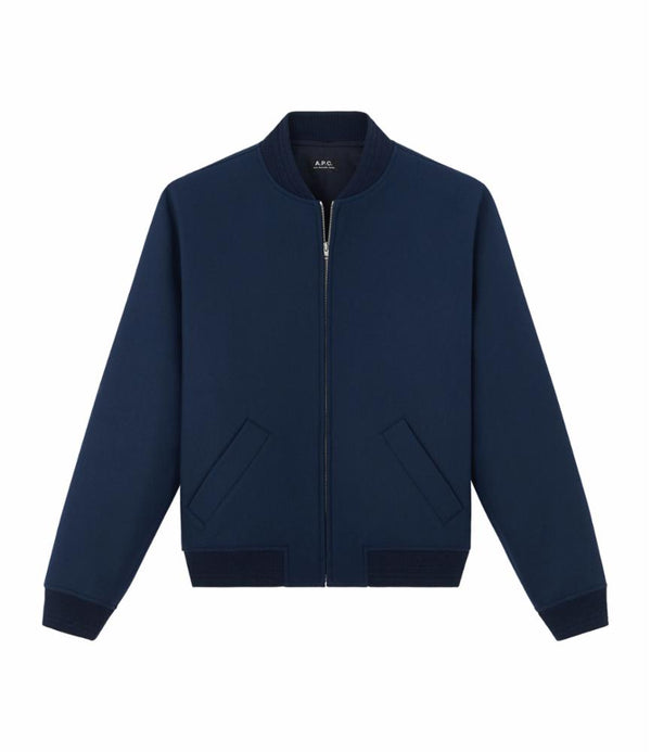 Gaston jacket - IAH - Blue