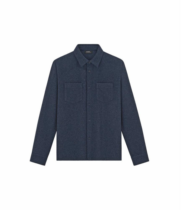 Joe overshirt - PIA - Marine