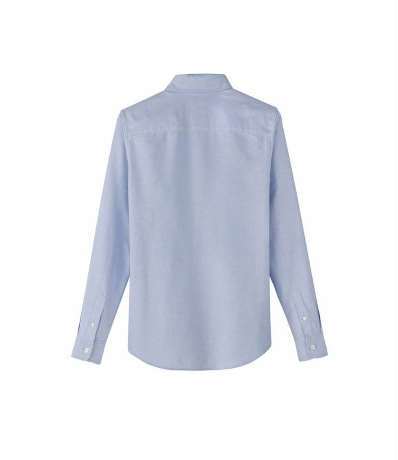 This is the CHEMISE B. DOWN OXFORD UNI product item. Style CHEMISE B. DOWN OXFORD UNI is shown.