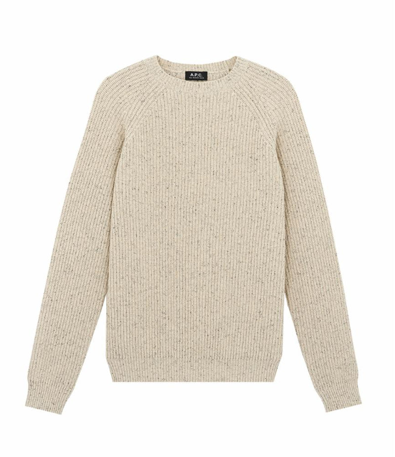 This is the Rib sweater product item. Style PAA-1 is shown.