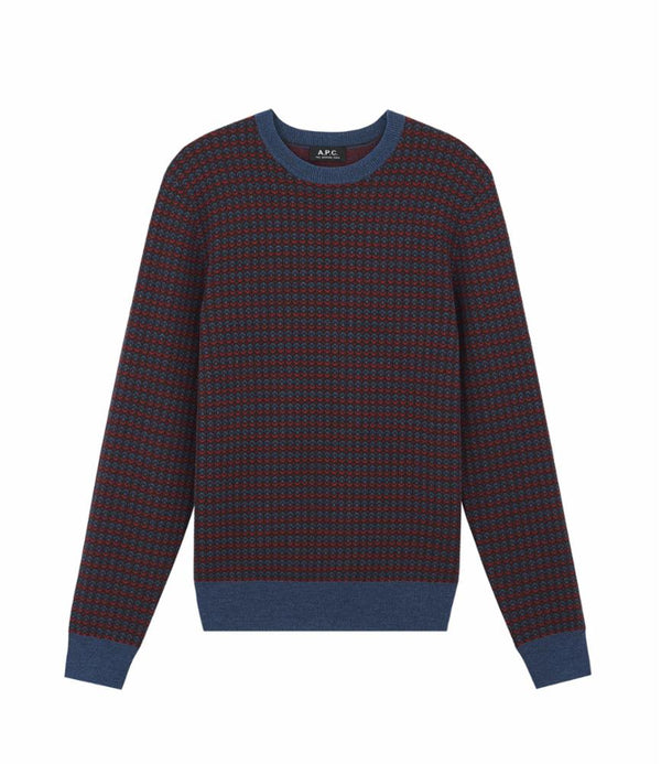 Dito sweater - PIL - Heathered indigo