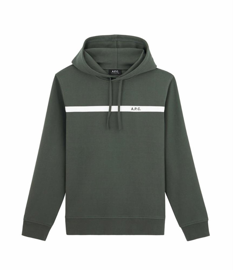This is the Caserne hoodie product item. Style JAA-1 is shown.