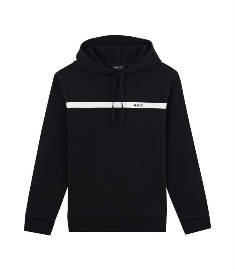 This is the Caserne hoodie product item. Style LZZ-1 is shown.