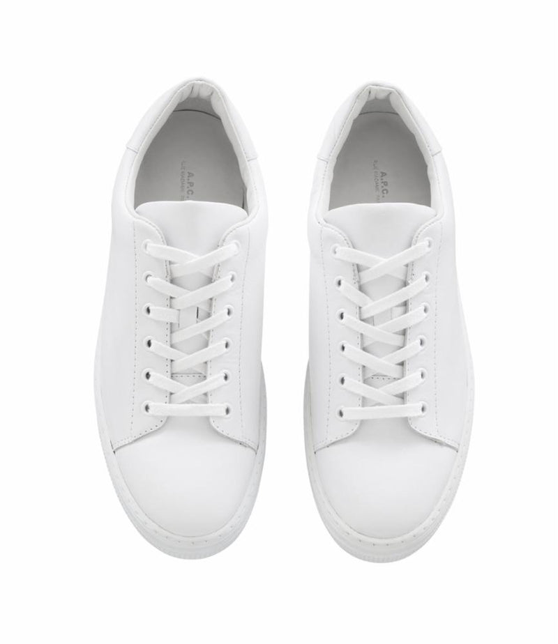 This is the TENNIS JEAN CUIR LISSE product item. Style TENNIS JEAN CUIR LISSE is shown.
