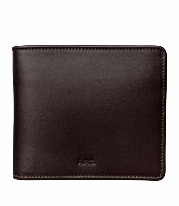 London wallet - CAE - Marron