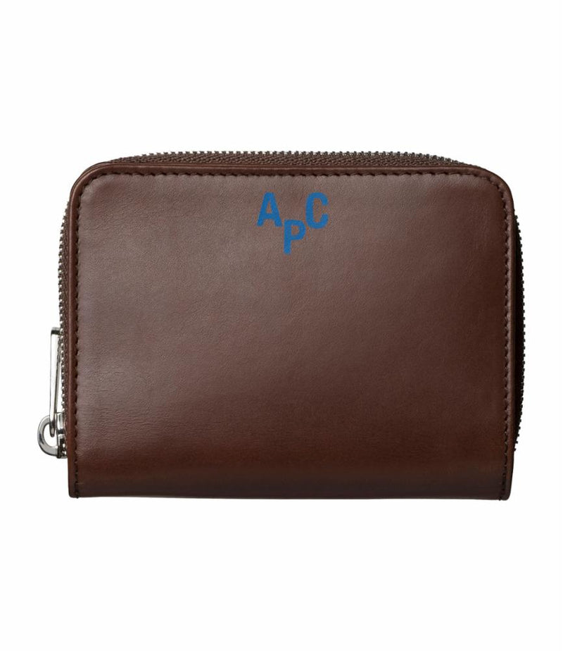 This is the Emmanuel compact wallet product item. Style CAI-1 is shown.