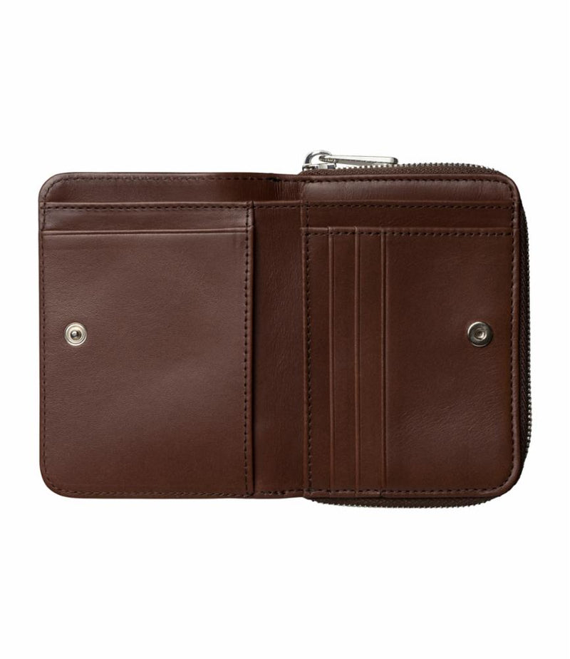 This is the Emmanuel compact wallet product item. Style CAI-3 is shown.