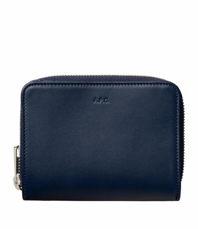 This is the Emmanuel compact wallet product item. Style IAJ-1 is shown.
