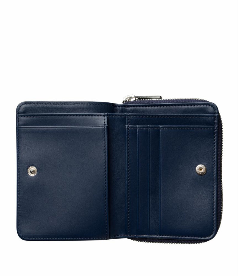 This is the Emmanuel compact wallet product item. Style IAJ-2 is shown.
