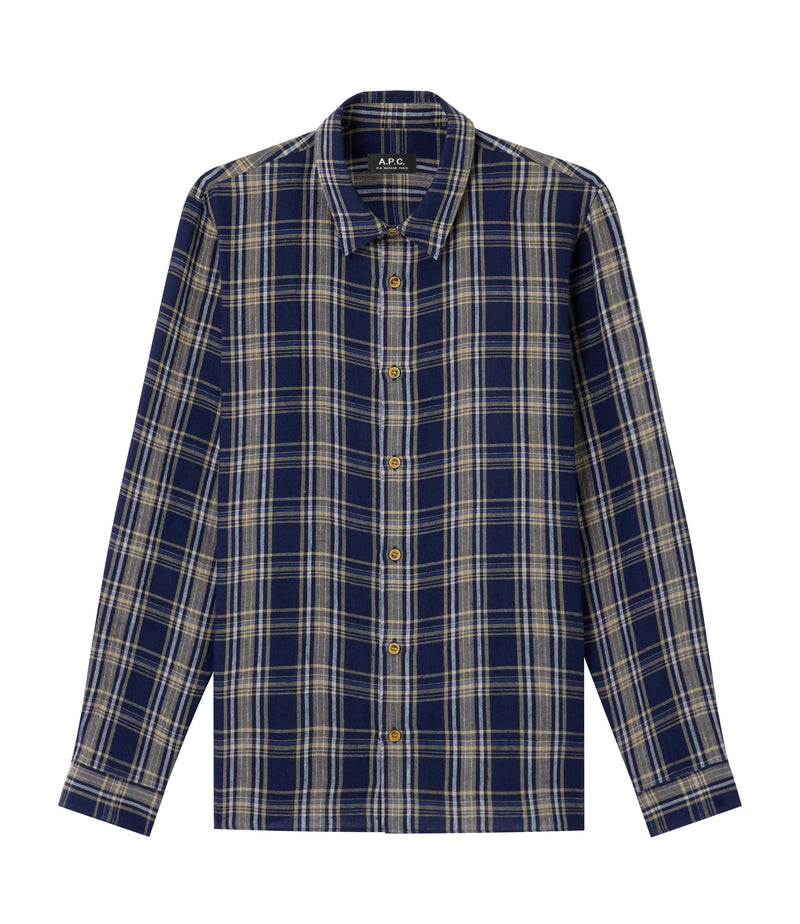 This is the Vincent shirt product item. Style IAK-1 is shown.