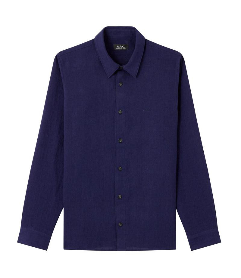 This is the Vincent shirt product item. Style IAJ-1 is shown.