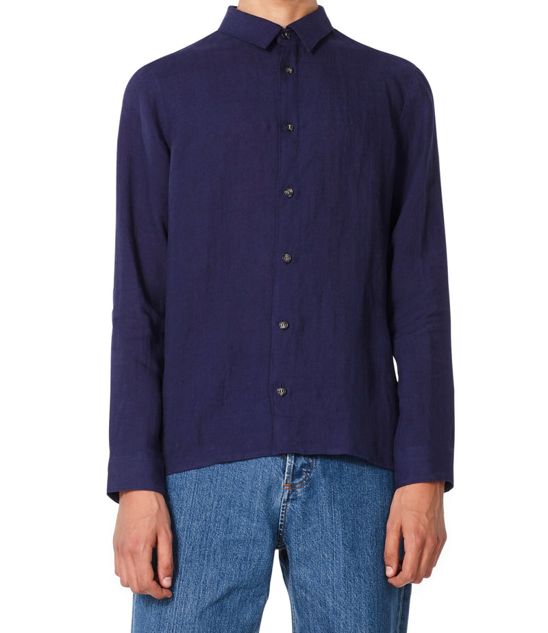 This is the Vincent shirt product item. Style IAJ-4 is shown.