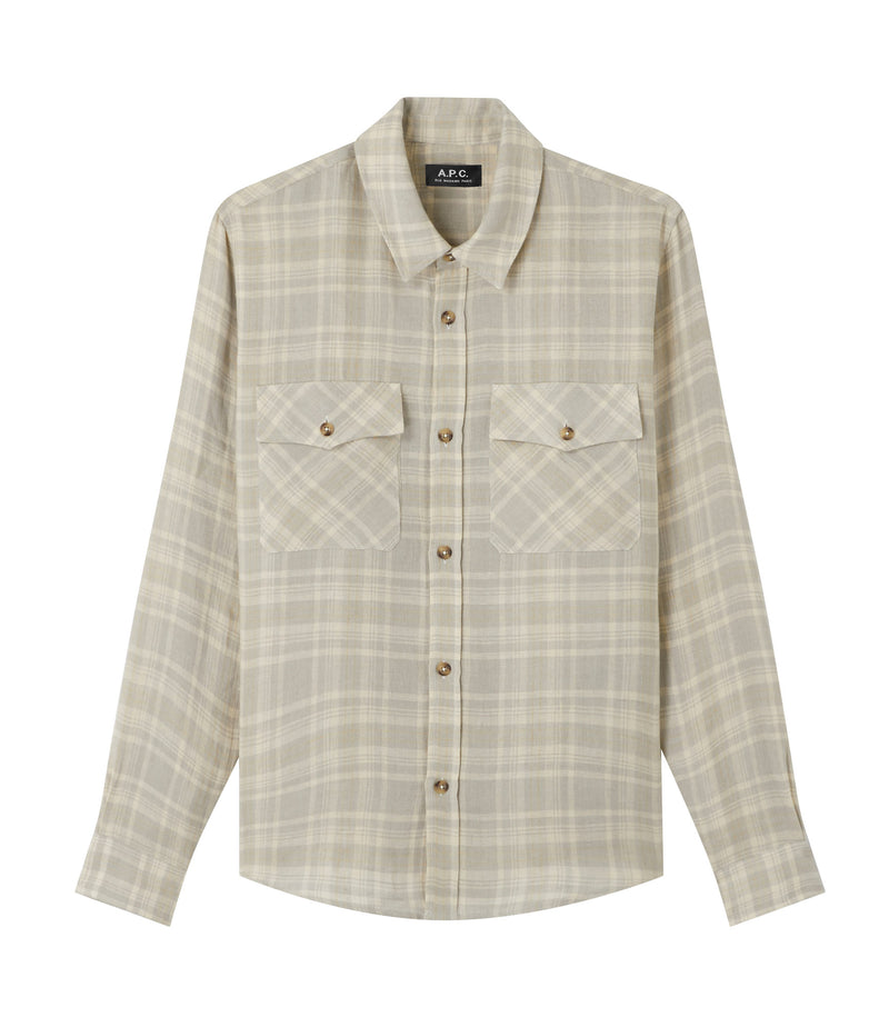 This is the Conrad overshirt product item. Style AAG-1 is shown.