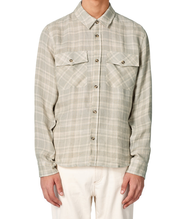 This is the Conrad overshirt product item. Style AAG-4 is shown.