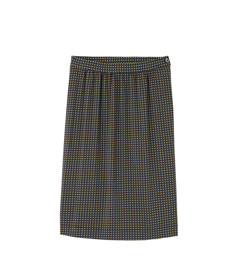 This is the Fran skirt product item. Style IAJ-1 is shown.