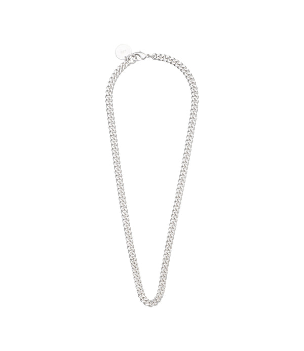 Carhartt necklace - RAB - Silvertone
