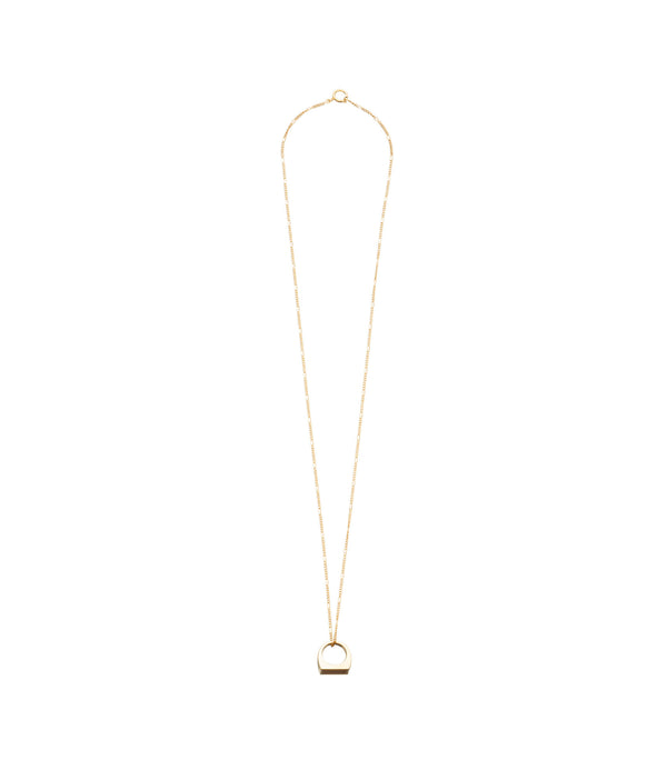 Suzanne necklace - RAA - Goldtone