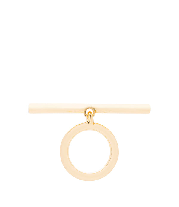 Bridget ring - RAA - Goldtone
