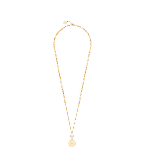 Florence necklace - RAA - Goldtone