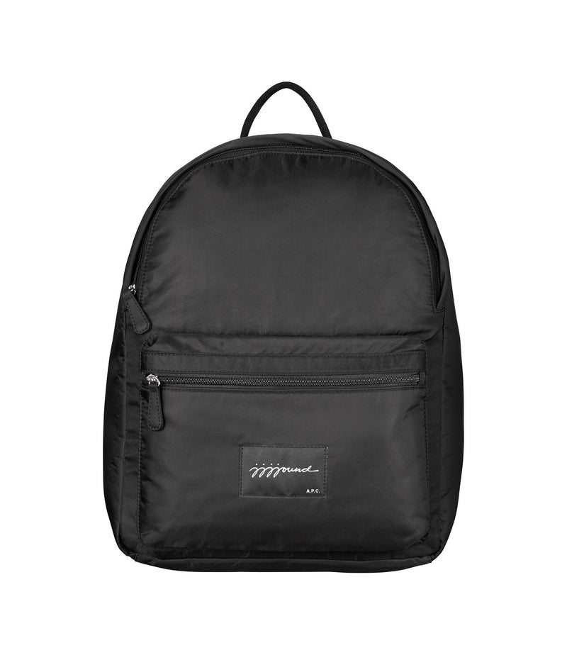 This is the JJJJound backpack product item. Style LZZ-1 is shown.