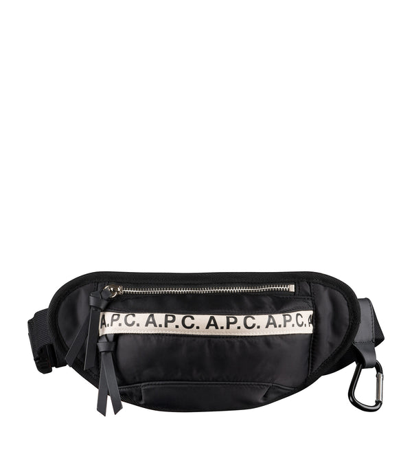 Mini Repeat hip bag - LZZ - Black