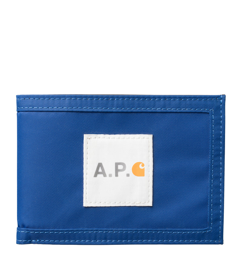 This is the Carhartt cardholder product item. Style IAI-1 is shown.