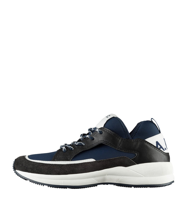 Uncle Dave Sneakers - IAK - Dark navy blue