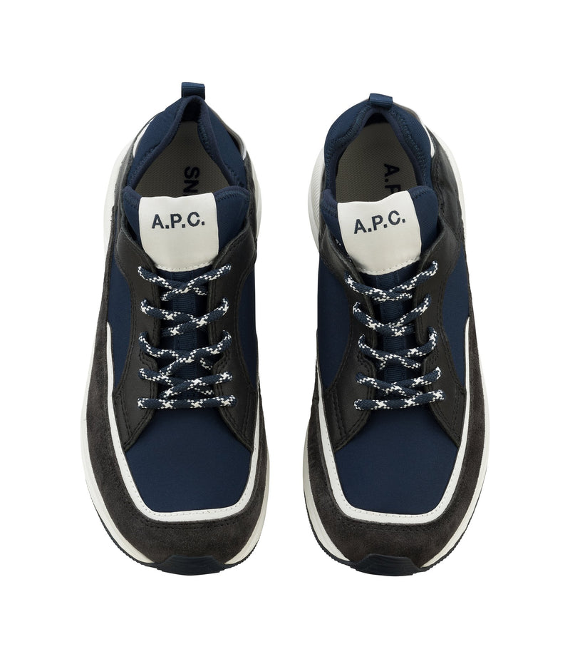 This is the Uncle Dave Sneakers product item. Style IAK-3 is shown.