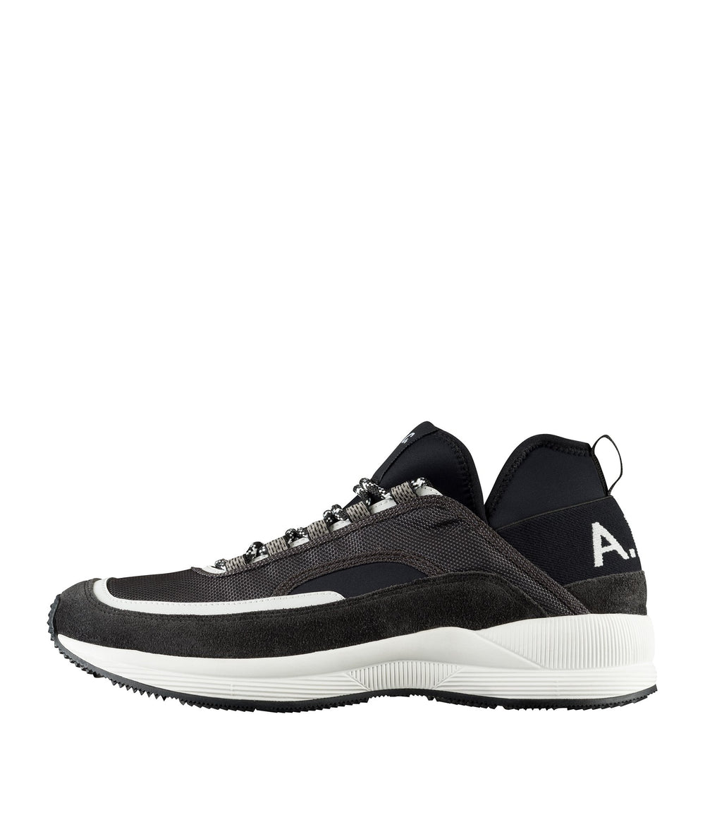 3917a588a089 Sizes 40 41 42 43 44 45  Color Black · Run Around sneakers - LZZ - Black