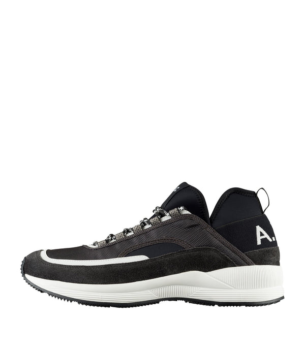 Run Around sneakers - LZZ - Black