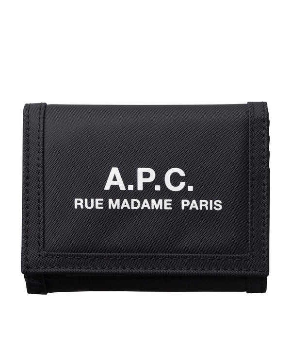 Recovery wallet - LZZ - Black