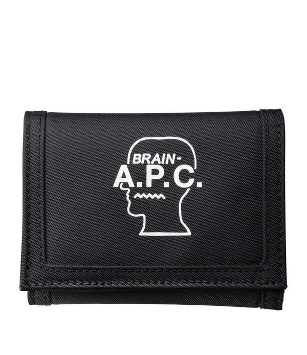 Brain Dead wallet - LZZ - Black