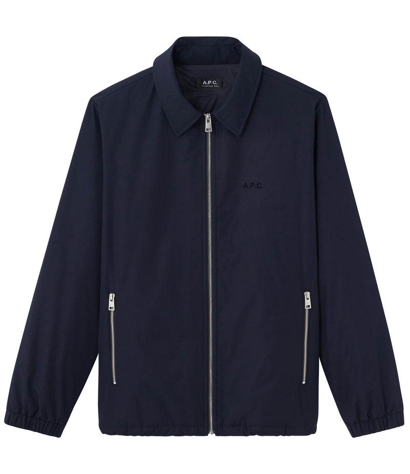 This is the Léon jacket product item. Style IAK-1 is shown.
