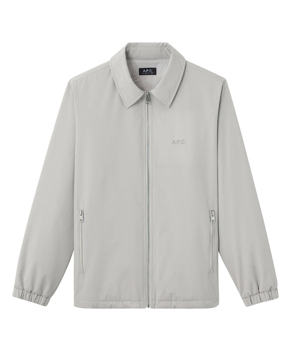 Léon jacket - LAB - Pale gray