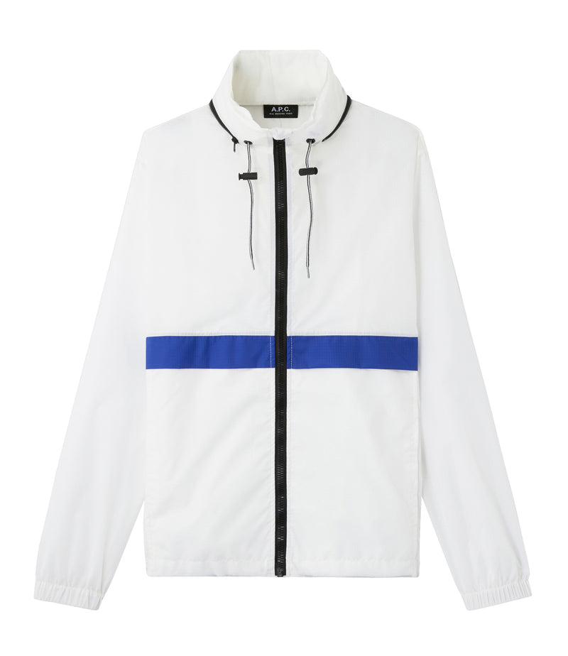 This is the Miles windbreaker product item. Style AAA-1 is shown.