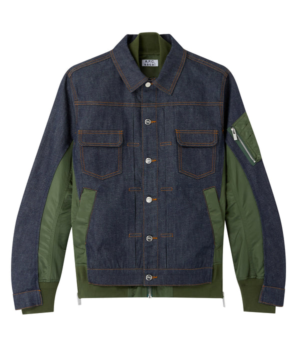 Eimi jacket - JAA - Khaki green