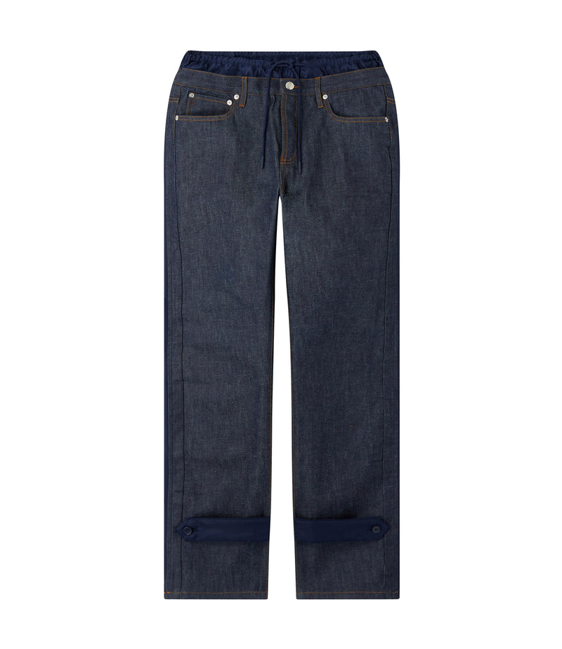 This is the Haru jeans product item. Style IAK-1 is shown.