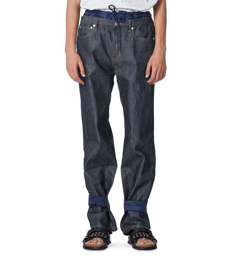 This is the Haru jeans product item. Style IAK-6 is shown.