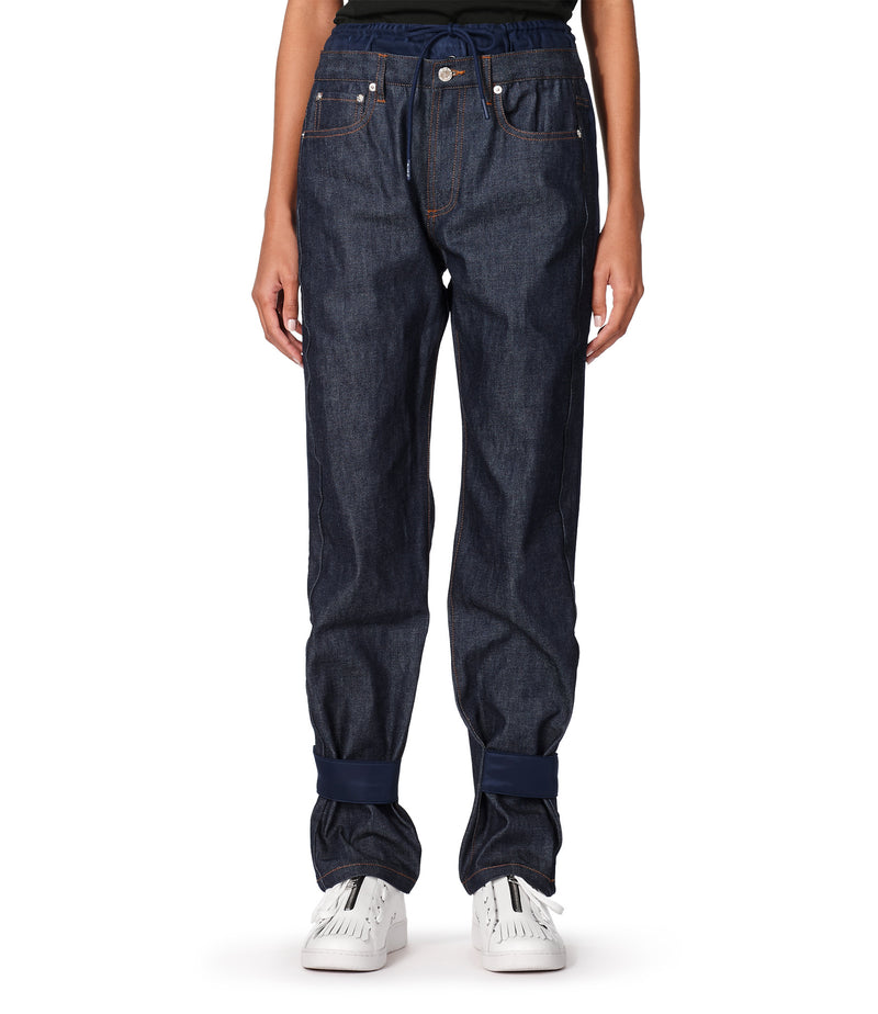 This is the Haru jeans product item. Style IAK-3 is shown.