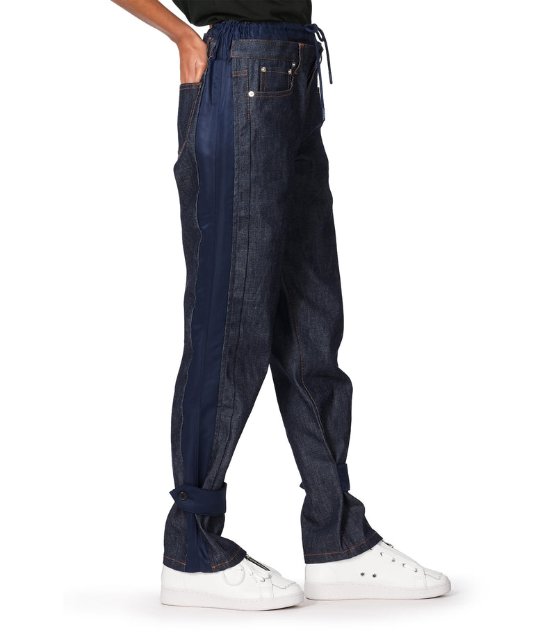 This is the Haru jeans product item. Style IAK-4 is shown.
