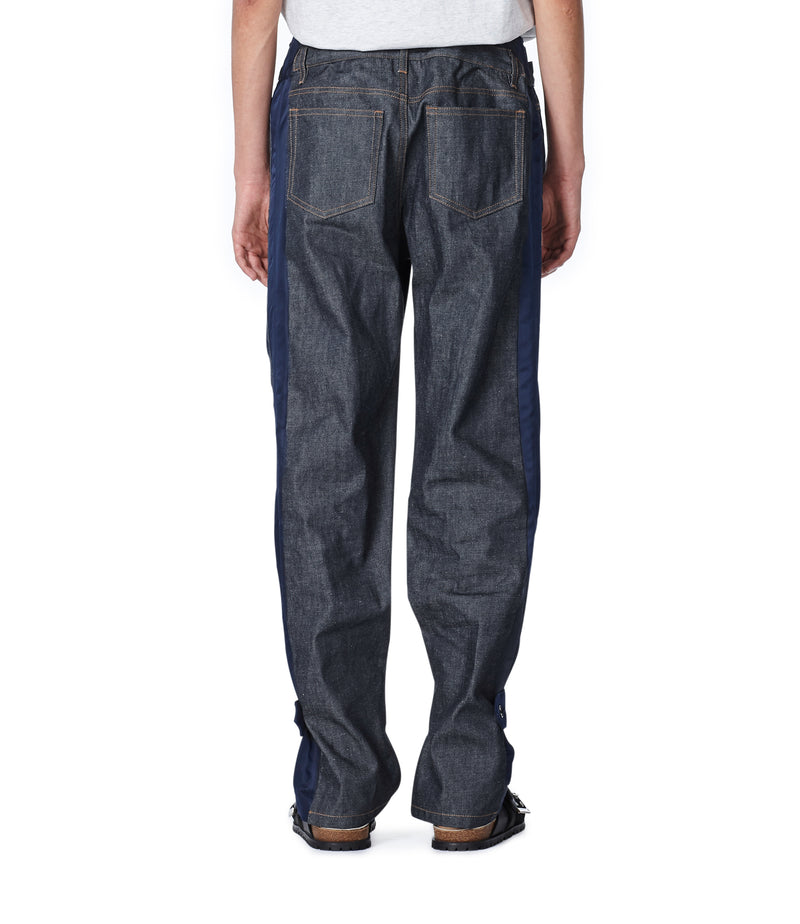 This is the Haru jeans product item. Style IAK-8 is shown.