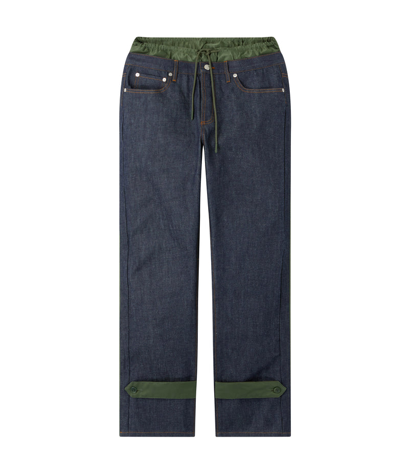 This is the Haru jeans product item. Style JAA-1 is shown.