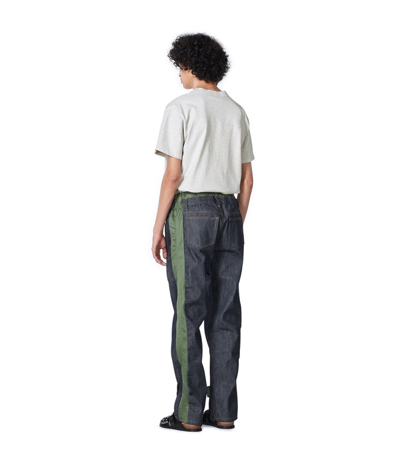 This is the Haru jeans product item. Style Haru jeans is shown.